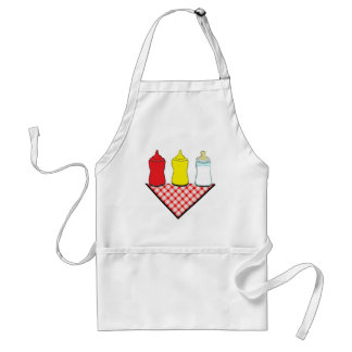 baby shower bbq aprons
