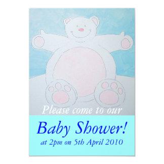 Baby Shower Bear! Card