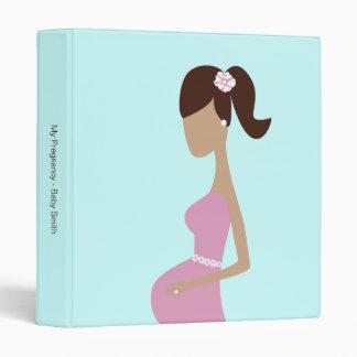 Baby Shower Binder/Organizer 3 Ring Binder