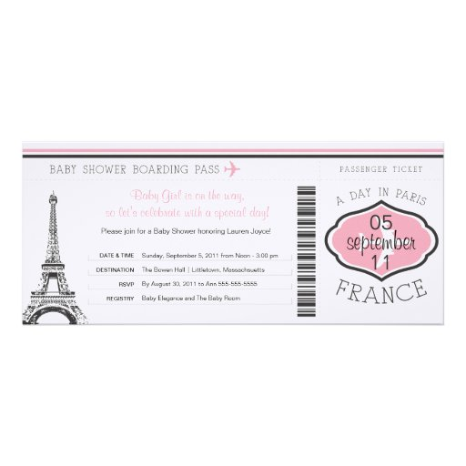 Paris Themed Quinceanera Invitations for awesome invitations design