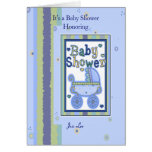 Baby Shower Boy Greeting Cards