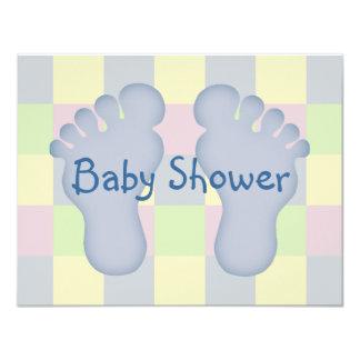 Baby Shower boy Custom Invitation