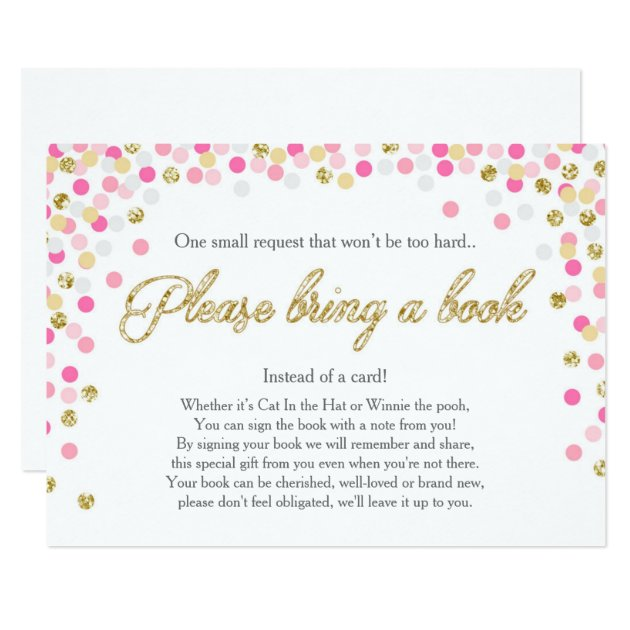 pink gold baby shower invitations & announcements | zazzle, Baby shower invitations