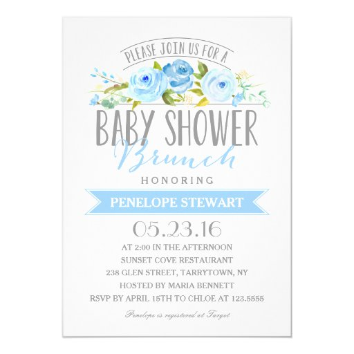 Zazzle Baby Girl Shower Invitations is nice invitation example