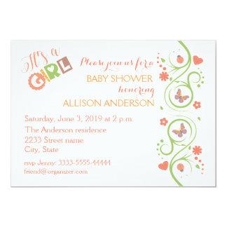 Baby Shower design Card