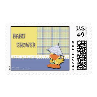 Baby Shower Duck Postage