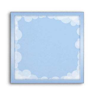 Baby Shower Envelope