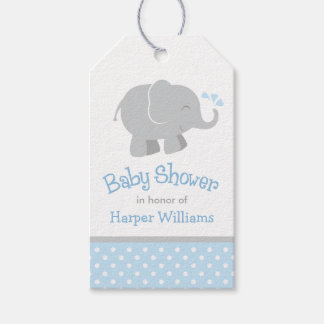 Baby Shower Favor Tags & Gift Tags