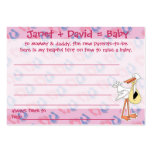 Baby Shower Game Helpful Hint Cards Business Cards