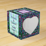 Baby Shower! Gender Neutral Boy or Girl Add Names! Favor Box