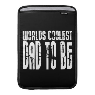 Baby Shower Gifts 4 Dads Worlds Coolest Dad to Be MacBook Air Sleeve