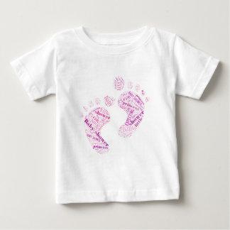 Baby shower girl baby T-Shirt
