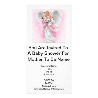 Baby Shower (Girl) Card
