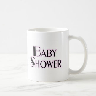 Baby Shower Girl Coffee Mug