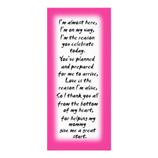 quotes for girls baby shower quotesgram