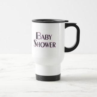 Baby Shower Girl Travel Mug