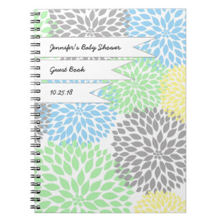 Baby Shower Guest Book or pregnancy journal