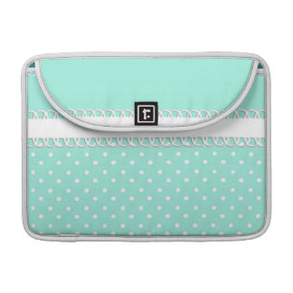 Baby Shower in Teal Sleeve For MacBooks