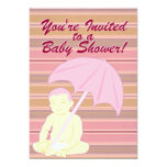 "Baby Shower Invitation 5"" X 7"" Invitation Card"