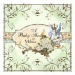 Baby Shower Invitation - Enchanted Faerie Princess
