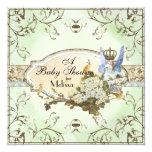 Baby Shower Invitation - Enchanted Faerie Princess