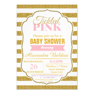 Baby Shower Invitation for a Girl