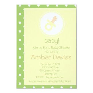 Baby Shower Invitation (Neutral)