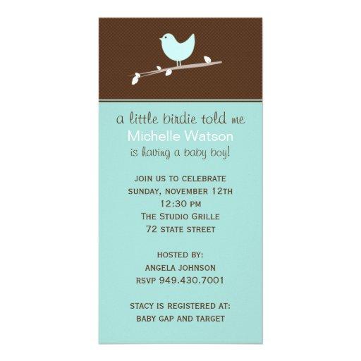 baby shower invitation photo greeting card zazzle