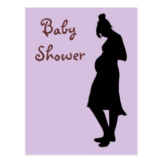Baby shower Invitation Post Cards