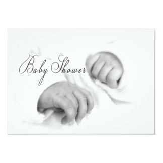 Baby Shower Invitations - Soft and Elegant