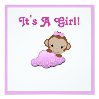Baby Shower Invite (Girl)
