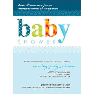 baby shower invitation letter baby shower invitation letter