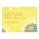 BABY SHOWER INVITES :: modern bloom 2L
