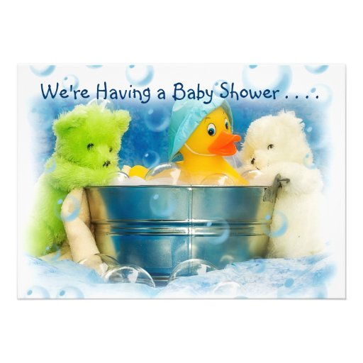 Baby Shower Invites w/Envelopes