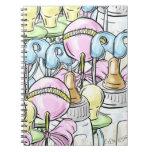 Baby Shower Journal Note Books