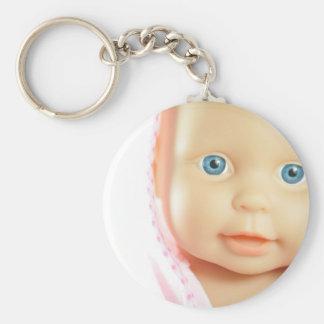 Baby shower keychains