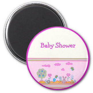 Baby Shower Magnet