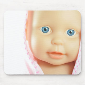 Baby shower mouse pad