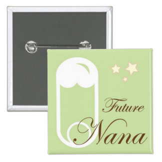 Baby Shower Nana Pin
