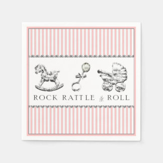 Baby Shower Napkin