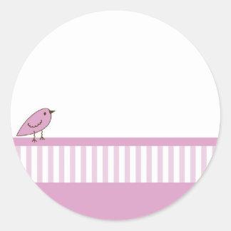 Baby Shower/New Arrival Sticker