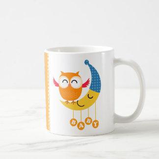Baby Shower Owl Coffee Mug