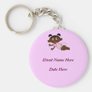 Baby Shower Party Favors Keychain