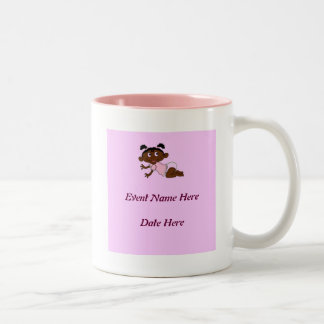 Baby Shower Party Favors Two-Tone Coffee Mug