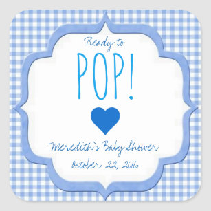 Ready To Pop Stickers Sticker Designs Zazzle