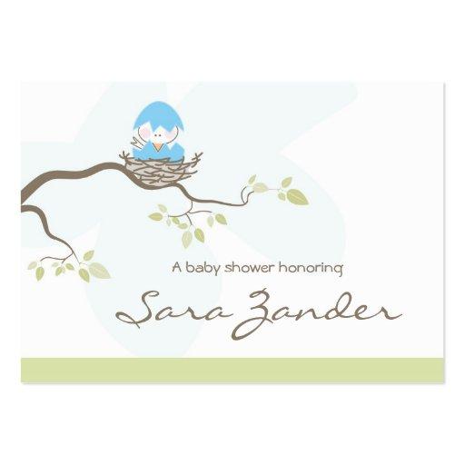 elegant calligraphy navy blue wedding website rsvp card rsvp