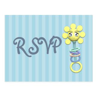 rsvp baby shower
