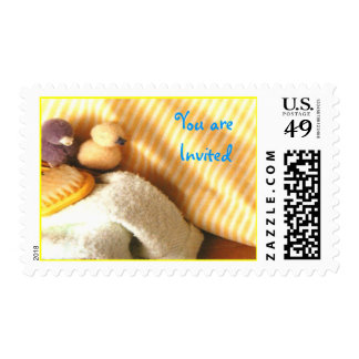 Baby Shower Stamps mg Stamp