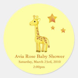 Baby Shower Sticker