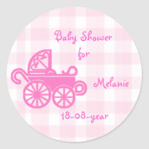 Baby Shower sticker